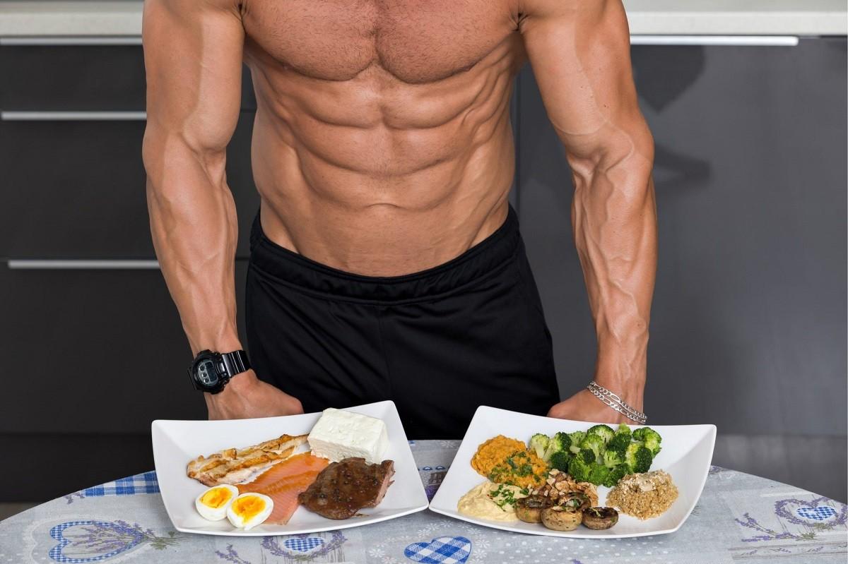 Пред-и послетренировочная диета для наращива.ния мышечной массы