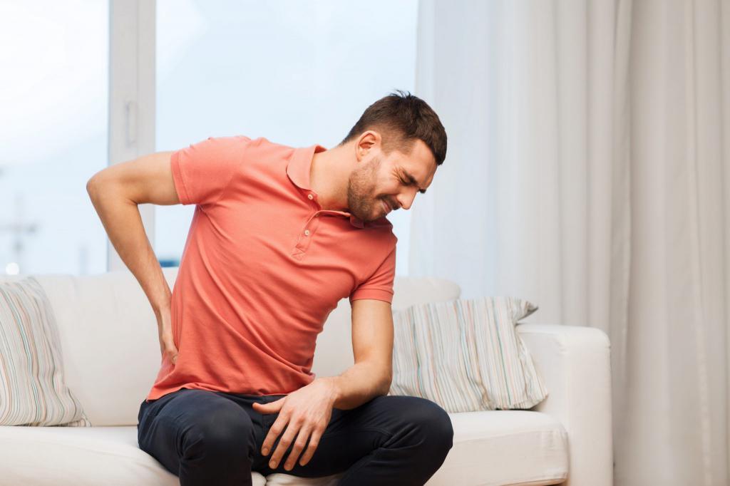 Почему у меня вдруг заболела спина?