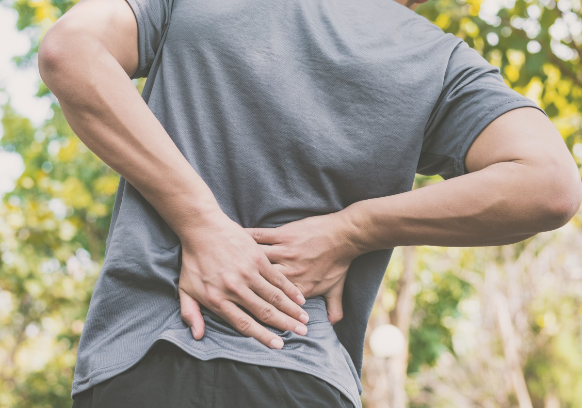 6 способов профилактики травм спины на работе.