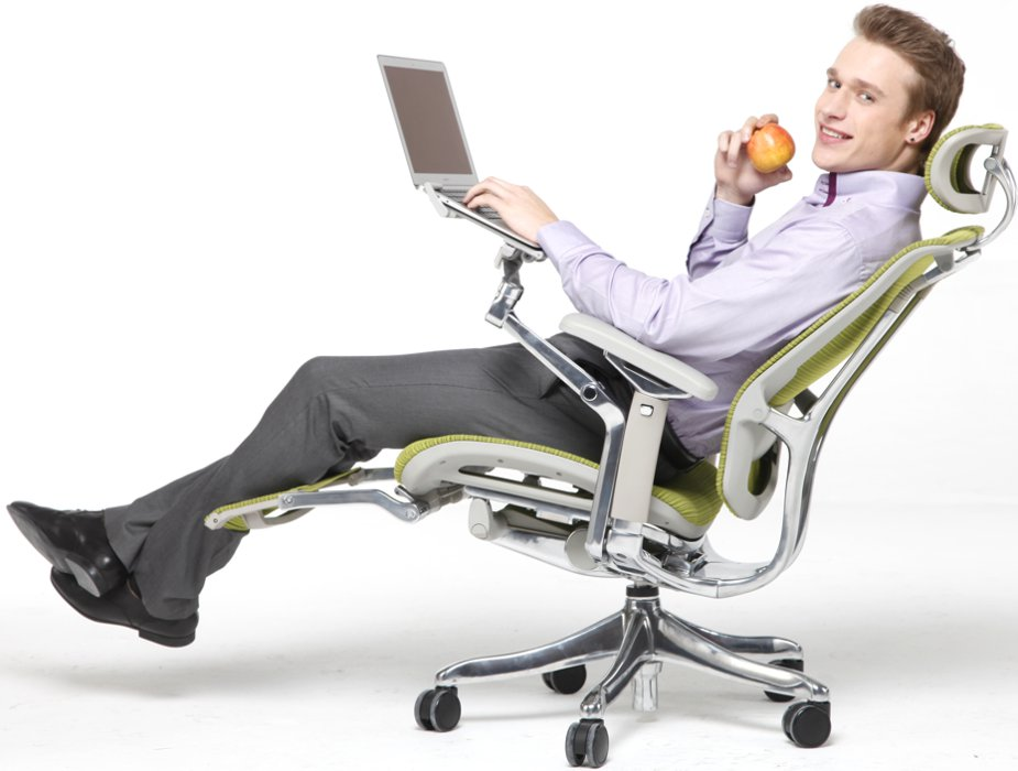 Как выбрать офисные кресла от боли в спине и как это помогает?