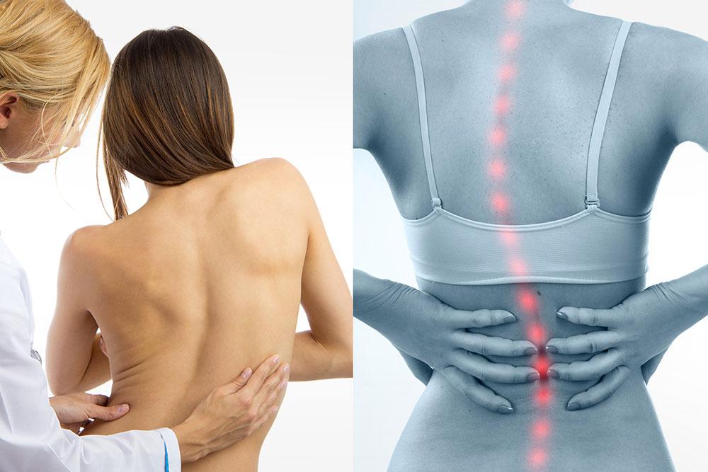 Почему я не могу выпрямить спину после сидения без боли?